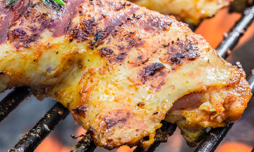 grilled chicken - fresco catering